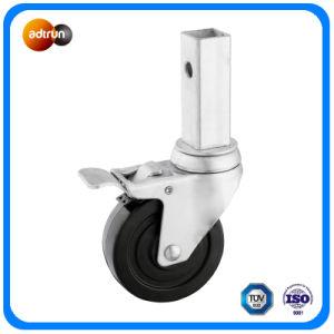 Medium Duty Square Stem Caster Wheels pictures & photos