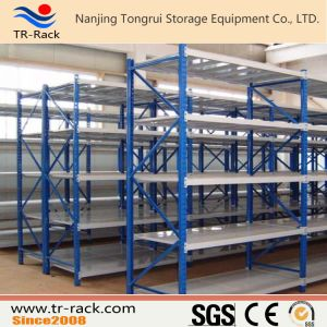 Longspan Industrial Warehouse Storage Medium Duty Rack pictures & photos