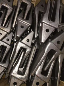 Excavator Bucket Teeth Forging Not Casting for Construction Machinery and Mining Equipments pictures & photos