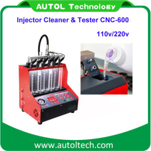 Fuel Injection System Testing Machine CNC-600 Advanced Electromechanical Fuel Injector Cleaning Machine CNC-600 pictures & photos