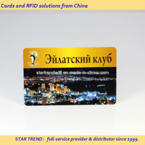 Encoded Magnetic PVC Card with Full Colors Printing for Loyalty pictures & photos