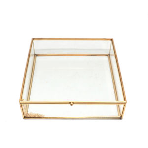 Wholesale Glass Jewelry Gift Packing Box (Jb-1088) pictures & photos
