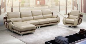 2017 New Design Hot Sell Living Room Leather Sofa (HX-SN021) pictures & photos
