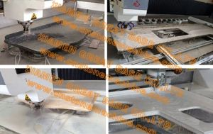 GBCNC-3015 Stone Processing Machine pictures & photos