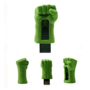 Avengers Hulk Fist Metal USB Flash Stick Pendrive Full Capacity pictures & photos