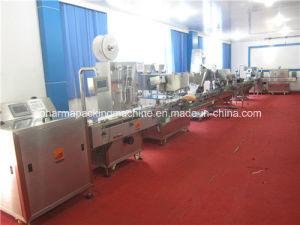 Fully-Automatic Electrical Bottle Packing Line