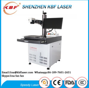20W Ipg Fiber Laser Marking Machine for Cases for iPhone pictures & photos