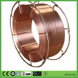 Copper Coated Solid Soldering Wire Er70s-6 Welding Wire
