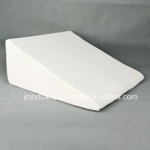 Triangle Sleeping Memory Foam Bed Wedge pictures & photos