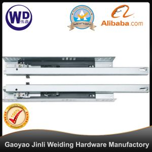 SL-2502 Heavy Duty Push to Open Ball Bearing Drawer Slide pictures & photos