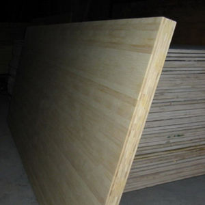 Xingli High Quality Crosswise Beech Furniture Board pictures & photos
