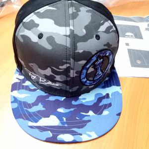 Constructed 6 Panel Fashion Sublimated Snapback Baseball Cap with High Quality pictures & photos