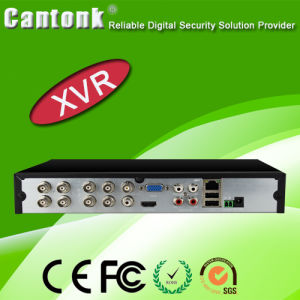 H. 264 Tribrid 5 in 1 Support Ahd/Cvi/Tvi/IP/Analog Camera Standalone DVR (XVRD820) pictures & photos