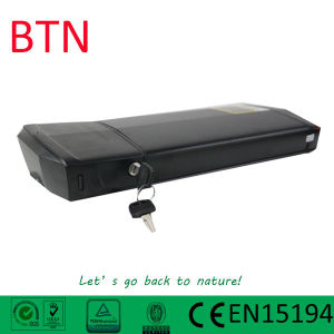 36V/48V Lithium Ion Battery Pack for Ebike pictures & photos