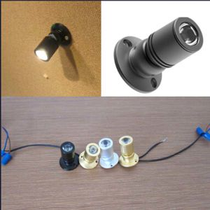 Micro Pivoting LED Spotlight - Tiny Size pictures & photos