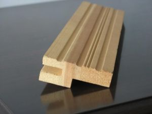 Wood Shutter Components for Australia pictures & photos