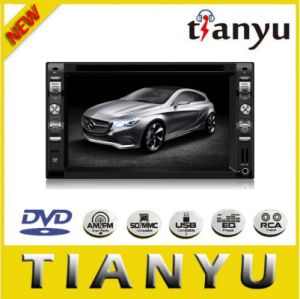 6.2 Inch Double DIN Car Video 6207 pictures & photos