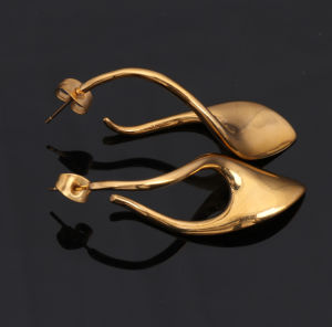 Manufacturers Selling Fashion Gold Individuality Earrings pictures & photos