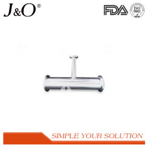 Sanitary Stainless Steel Pipe Fittings 3A Clamp Short Tee pictures & photos