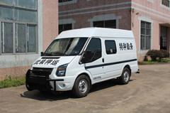Cash in Transit Vehicle / Cash in Transit / Armored Cash in Transit Vehicle / (TBL5037XYCF2)