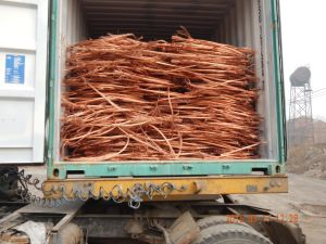 Millberry Copper, Copper Scraps, Copper Wire Scrap 99.95% pictures & photos