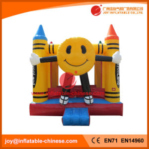 China Inflatable Jumping Castle Bouncer for Amusemnt Park (T1-512) pictures & photos