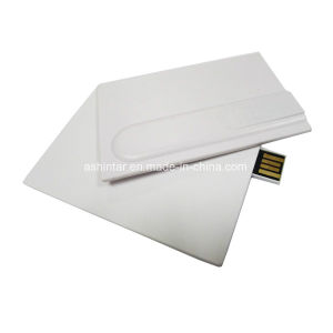 Plastic Name Card USB Flash Disk Waterproof USB Driver pictures & photos