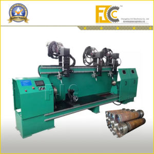 CNC Automatic Hydraulic RAM Circumferential Welding Machine pictures & photos