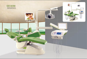 Dental Chairs Gd-S350 for Doctors pictures & photos