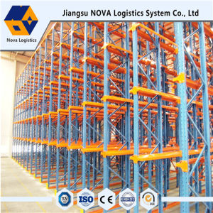Powder Coating Steel Drive in Pallet Racking for Warehouse Storage pictures & photos