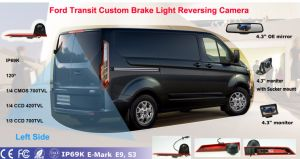 Ford Transit Custom 2015 Brake Light Camera with LED Camera pictures & photos
