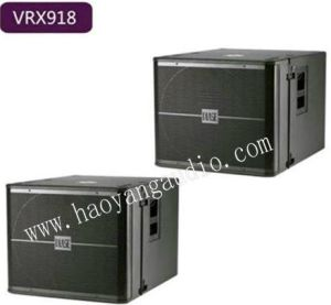 Vrx918 Single 18 Inch PRO Subwoofer Line Array Speaker pictures & photos