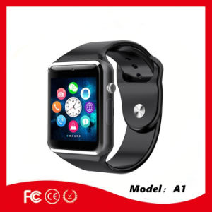 Smart Watches A1 GSM Touch Screen Bluetooth Mobile Watch for Android Samsung iPhone pictures & photos