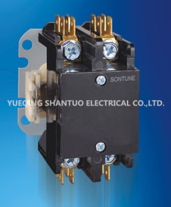 Sontune Sta-2p 20A Air Conditioning Contactor pictures & photos