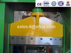 Rubber Cutting Machine, Vertical Rubber Cutter pictures & photos