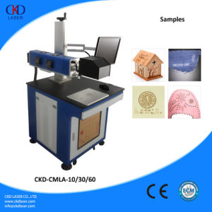 Denim Jeans Laser Printing Engraving Machine pictures & photos