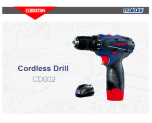 Rapid-Charging 12V Cordless Impact Drill pictures & photos