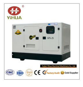 Yihua-Yangdong Diesel Generator with Brushless Alternator pictures & photos