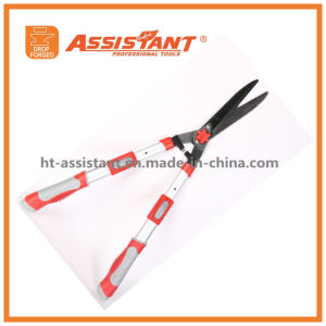 Extendable Aluminum Handles Hedge Shears with Hardened Steel Wavy Blade pictures & photos