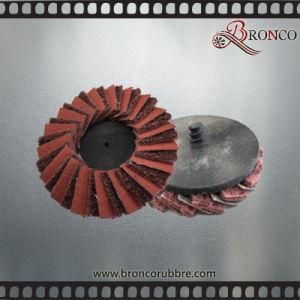 Flexible Quick Change Mini Flap Disc pictures & photos