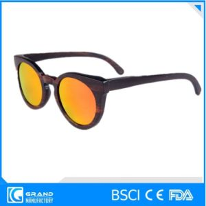 New Fashion Custom Ce Wooden Sunglasses 2016 pictures & photos