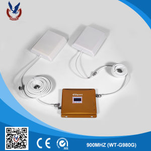 GSM 2g Cellular Network Mobile Phone Signal Booster for Home pictures & photos