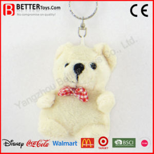 Stuffed Keychain Plush Animal Soft Toy Bear Keyring pictures & photos