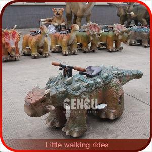 Theme Park Equipment Dinosaur Rides pictures & photos
