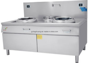 Heavey Duty Commercial Induction Range pictures & photos
