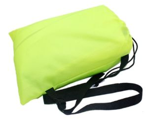 Ripstop Nylon Inflatable Beach Sleeping Air Bag (A057) pictures & photos