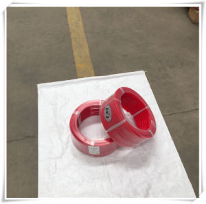 Urethane Transmission Red Polyurethane V Belt pictures & photos