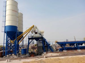 Hot Sales Hzs Concrete Batching Plant From China pictures & photos
