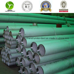 Ss 321/1.4541 Stainless Steel Seamless and Welded Pipe (304/316L/347)