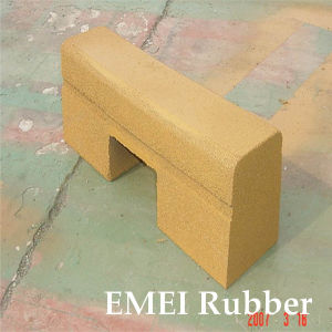 2014! New Traffic Rubber Block/Strong Rubber Block pictures & photos